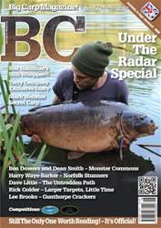 Big Carp 218 issue Big Carp 218