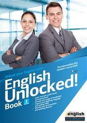 English Unlocked! Pre-Intermediate (A2) BOOK 1 issue English Unlocked! Pre-Intermediate (A2) BOOK 1