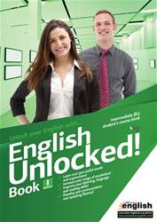 English Unlocked! Intermediate (B1) BOOK 1 issue English Unlocked! Intermediate (B1) BOOK 1