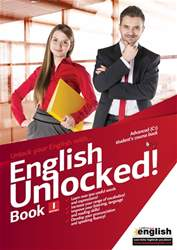 English Unlocked! Advanced (C1) BOOK 1 issue English Unlocked! Advanced (C1) BOOK 1