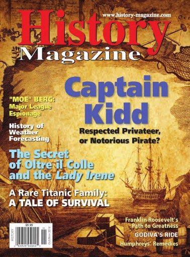 History Magazine Preview