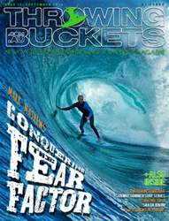 Throwing Buckets Magazine Cover