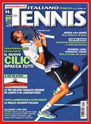 Il Tennis Italiano 10 2014 issue Il Tennis Italiano 10 2014