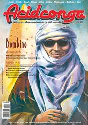 World Groove Magazine Cover