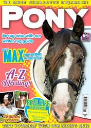 November 2014 - PONY Magazine issue November 2014 - PONY Magazine