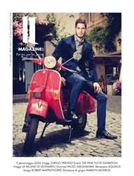 QMagazine Magazine Cover