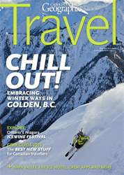 November Travel 2014 issue November Travel 2014
