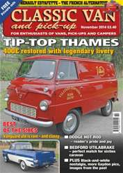 Vol.15 No. 1 Tip-Top Thames issue Vol.15 No. 1 Tip-Top Thames