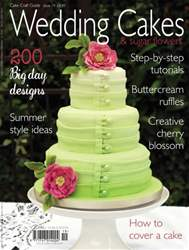 Issue 19 - Wedding Cakes & Sugar Flowers issue Issue 19 - Wedding Cakes & Sugar Flowers