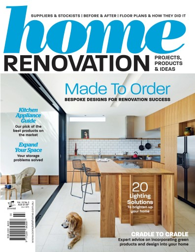 Home Renovation Digital Issue
