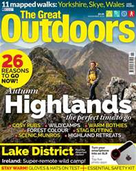 November: Autumn Highlands issue November: Autumn Highlands