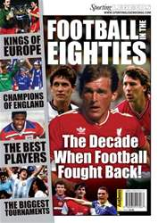Football in the 80s issue Football in the 80s