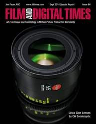 Leica Cine Lens Special Edition - Issue 64 issue Leica Cine Lens Special Edition - Issue 64