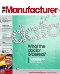 The Manufacturer October 2014 issue The Manufacturer October 2014