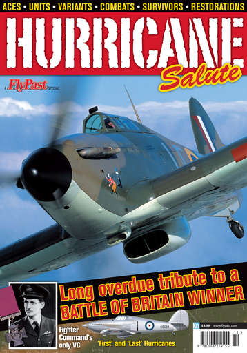 Hurricane Salute Digital Issue