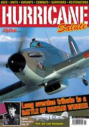 Hurricane Salute issue Hurricane Salute