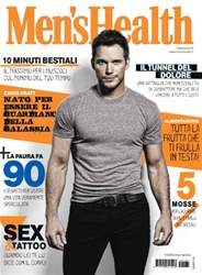 Men's Health Italia Magazine Cover