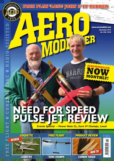 AeroModeller Digital Issue