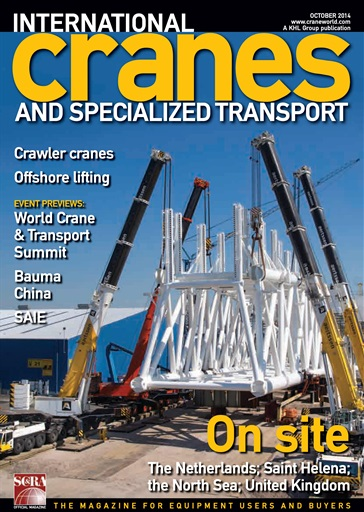 Int. Cranes & Specialized Transp Preview
