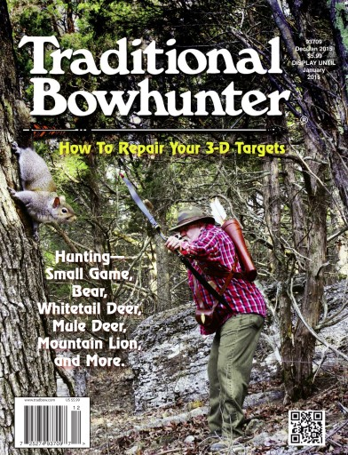 Traditional Bowhunter Magazine Preview