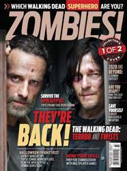 Zombies Winter 2014 issue Zombies Winter 2014