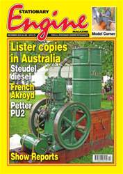 No.489 Lister copies in Australia issue No.489 Lister copies in Australia