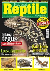 No.68 Talking Tegus issue No.68 Talking Tegus
