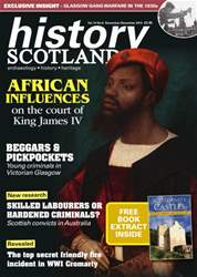 NovDec - African influence on James IV Glasgow gangs and more… issue NovDec - African influence on James IV Glasgow gangs and more…