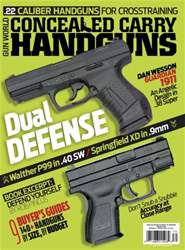 Concealed Carry Handguns Magazine Cover