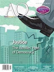 AQ: Australian Quarterly 85.4 issue AQ: Australian Quarterly 85.4