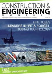 Engineering Monthly issue Construction & Engineering Monthly - 124