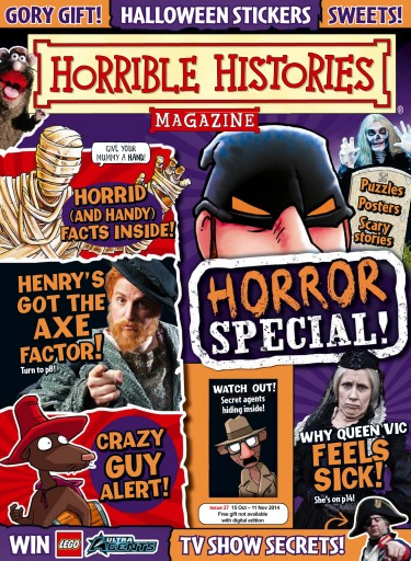 Horrible Histories Preview