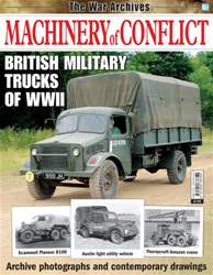 War Archives Magazine Cover