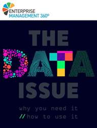 The Data Issue issue The Data Issue