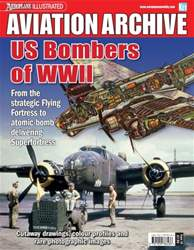 US Bombers of WW2 issue US Bombers of WW2