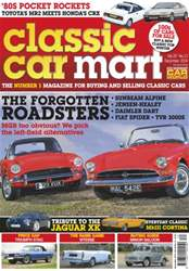 Vo.20 No.13 The Forgotten Roadsters issue Vo.20 No.13 The Forgotten Roadsters