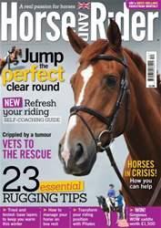 Horse&Rider - December 2014 issue Horse&Rider - December 2014