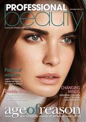 Professional Beauty November 2014 issue Professional Beauty November 2014
