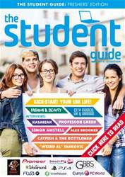 The Student Guide 201415 issue The Student Guide 201415