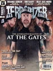Terrorizer 254 issue Terrorizer 254