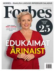 Forbes Oct '14 issue Forbes Oct '14