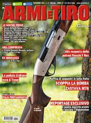 Armi e Tiro 11-2014 issue Armi e Tiro 11-2014