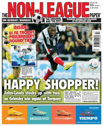 The Non-League Football Paper Preview