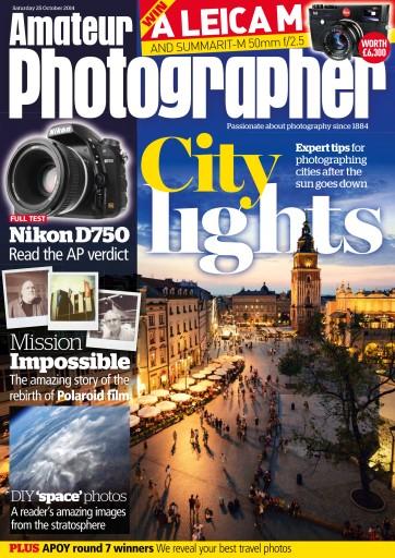 Amateur Photographer Preview