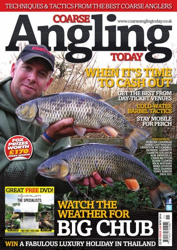 Coarse Angling Today Digital Issue
