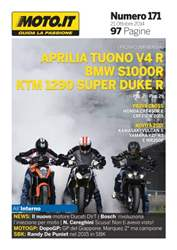 Moto.it Magazine n. 171 issue Moto.it Magazine n. 171