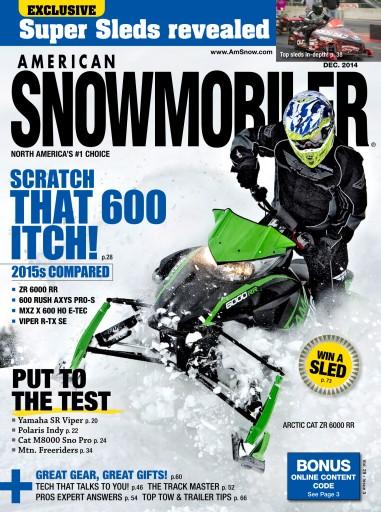 American Snowmobiler Preview