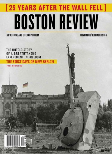 Boston Review Preview