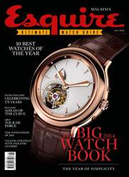ULTIMATE WATCH GUIDE 2014 issue ULTIMATE WATCH GUIDE 2014