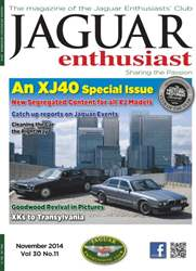Vol.30 No.11 An XJ40 Special Issue issue Vol.30 No.11 An XJ40 Special Issue